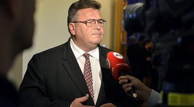 «Большой десант» из Литвы «раздувает» украинский конфликт
