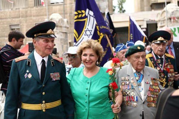 В парламент Израиля внесен законопроект о праздновании 9 Мая