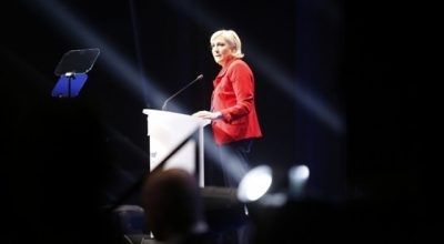 Победа Ле Пен обвалит евро до $1
