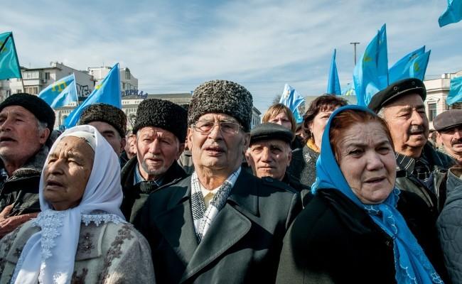 Анкара: Какие крымские татары? Это крымско-татарские турки!