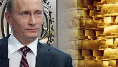 Золотой рывок России: Тайная охота РФ за золотом - секретный план Путина?