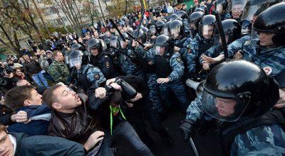 Европейские ценности: россиян призвали к убийствам правоохранителей