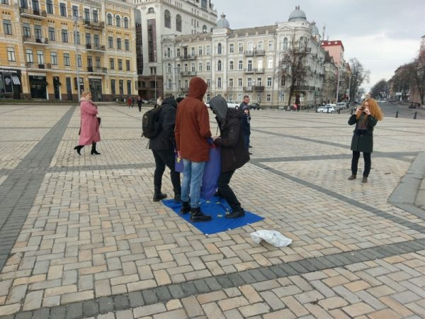 Вопиющий случай: Неизвестные растоптали «гордость и надежду» всей Украины