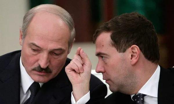 Лукашенко: Медведеву нужно понять, что наши отношения — это не бухгалтерия