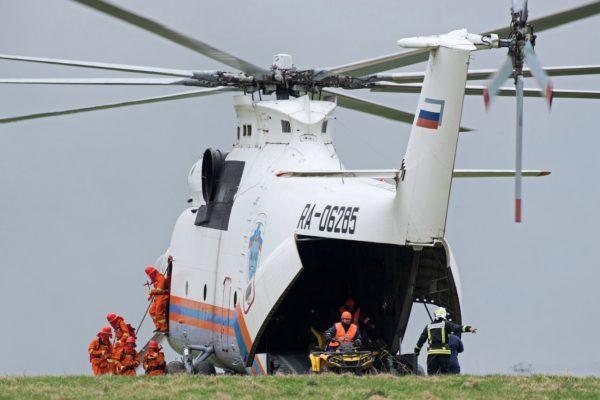 Ми-26 — сила небесная