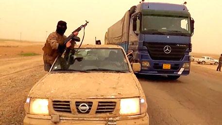 Боевики готовят нападение на конвои ООН, чтобы спровоцировать США на авиаудары