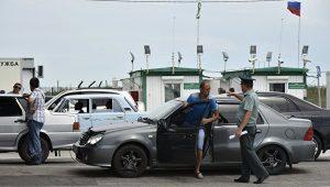 Крым глазами украинского автомобилиста