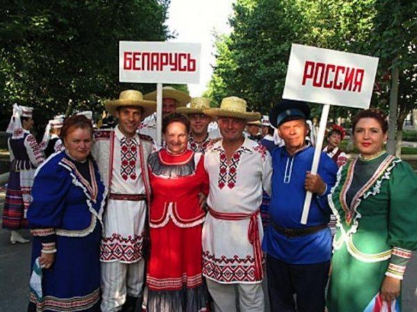 У России одна проблема с белорусами: они — русские, да еще и братья