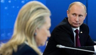 Десятилетия американского лицемерия - причина противостояния Путина и Клинтон