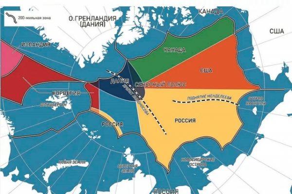 Путь к несметным богатствам Арктики: Гренландия может протаранить Россию