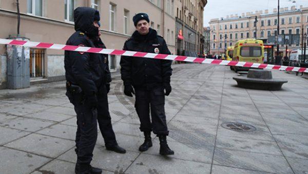 Установлен заказчик теракта в петербургском метро