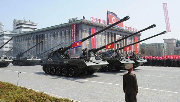 """Трамп заявил о возможности """"большого конфликта"""" с КНДР"""