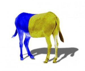 Евроз мозга: Европейский конь идет на смену майданной лошадке