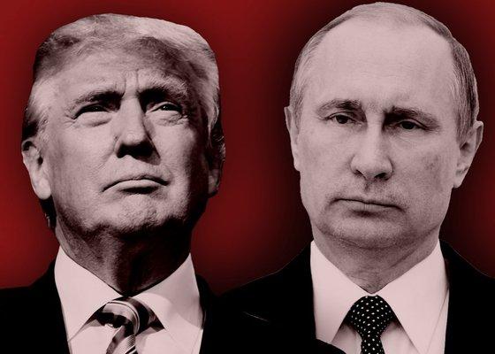 Трамп сдался. Сдастся ли Путин?