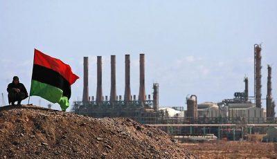 Ливийский форс-мажор ускоряет рост цен на нефть
