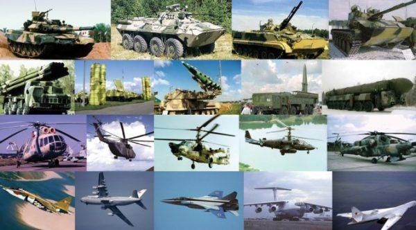 Военные расходы стран мира. Статистика