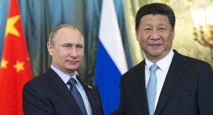 """Как дипломатия """"Томагавков"""" укрепляет альянс Москвы и Пекина"""