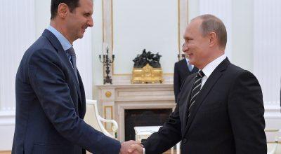 Запад просит Путина