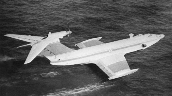 Морские монстры: экранопланы СССР и России