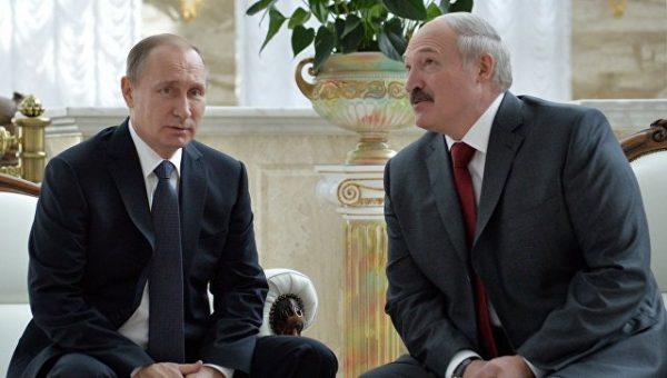 Зря Лукашенко собирается умолять Путина снизить долг