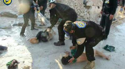 Химатака в Сирии: «Белые шлемы» сообщили раньше, чем она произошла?