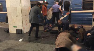 Теракт в Санкт-Петербурге напомнил о главной задаче в мировой политике