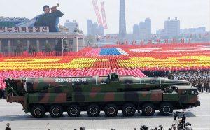 """Почему ракеты, выпущенные по КНДР, """"разорвутся"""" в Китае"""