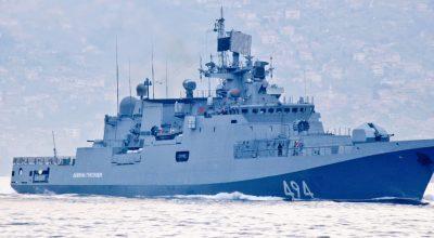 «Адмирал Григорович»: как новейший фрегат изменит расклад сил в Сирии?