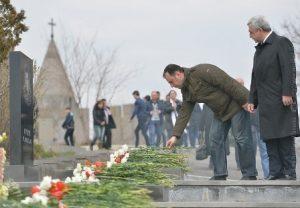 Армения. Операция «преемник»