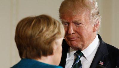 Немецкие СМИ вылизали туфлю Трампу