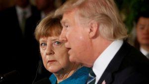 Немцев достал сумасброд из Белого дома: Меркель встала на путь исправления