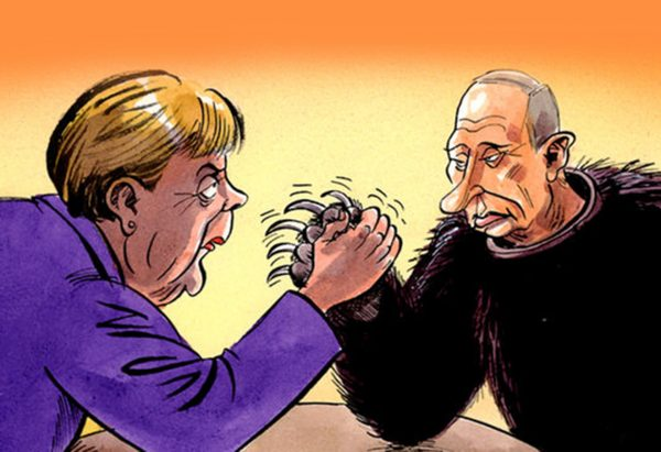 """Европа без """"Крыши"""": «Золотая эпоха» спокойствия для России заканчивается"""
