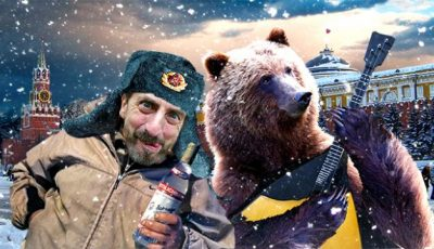 Это вам не медведи с балалайкой! Русофобия как оружие грязной политики