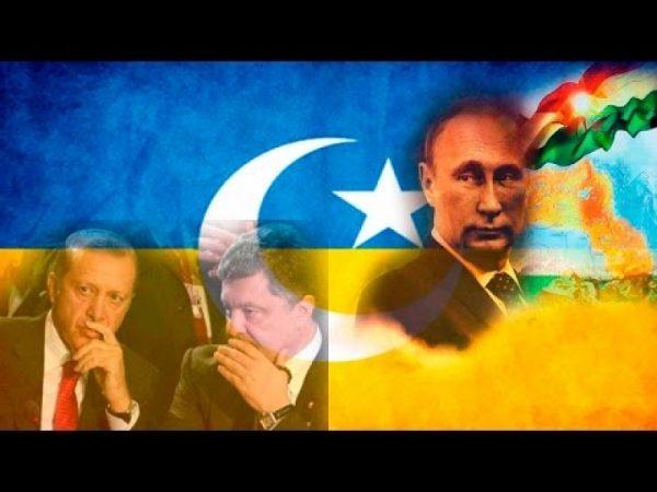 Украинские патриоты! Ожидая развал России, старательно учите турецкий
