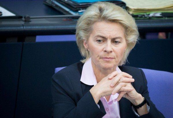 Не европейского ума дело: Германия дезертирует с сирийской войны