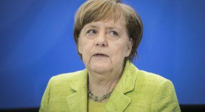 Красный уровень тревоги в Германии