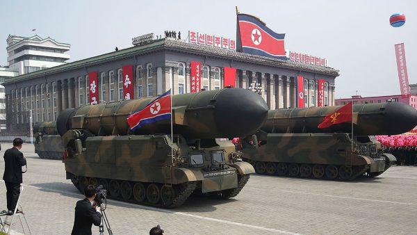Зачем Вашингтон накаляет обстановку вокруг Корейского полуострова