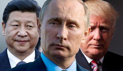 Все западные политики кричат - наказать Россию и русских, а Путину скучно...