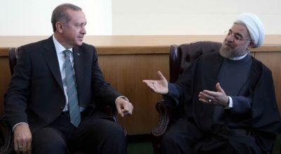 Опасный политический заплыв Эрдогана и Рухани
