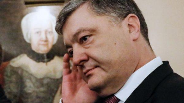 После исчезновения одной графы в декларации доходы Порошенко упали в пять раз
