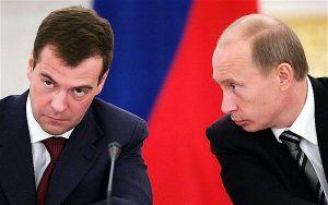 Путин готовит суперсуд для Медведева