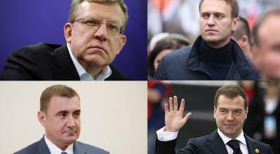 Дюмин, Медведев, Кудрин, Навальный – кто из них поднимет Россию с колен?