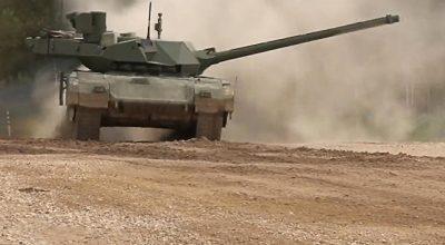 Противотанковые средства НАТО малоэффективны против