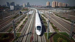 Китай обкладывает Россию скоростными железными дорогами