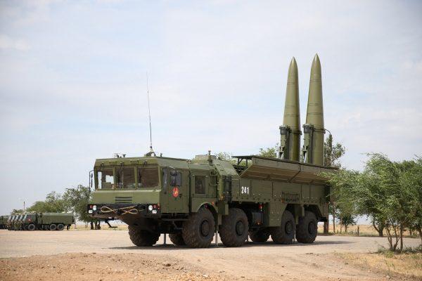 """Новые ракеты увеличат дальность и точность """"Искандеров"""""""