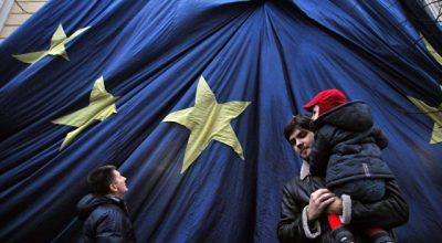 Украинцы скоро разочаруются в безвизовом режиме с Евросоюзом