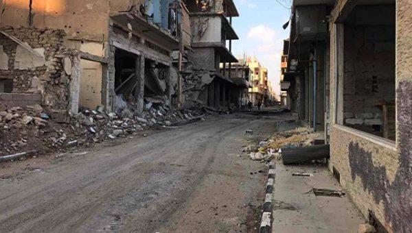 Хомс полностью освободили от боевиков