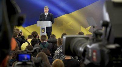 О чем Порошенко красноречиво умолчал и что подтасовал на пресс-конференции