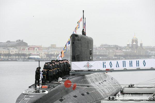 Российский ответ на мечты НАТО: Балтфлот увеличивает ракетную мощь
