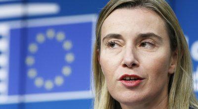 Евроморковка для украинского ослика: Зачем Могерини снова обманула украинцев?